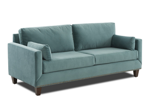 "NEW - Flanders Modern Style 86"" or 80"" Sofa"