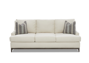 "NEW - Luca 89"" Transitional Sofa"