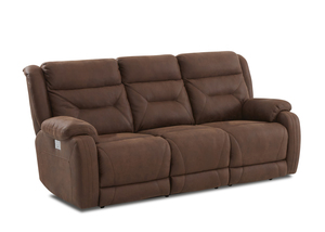 Tony Power Reclining Sofa w/ Power Headrest