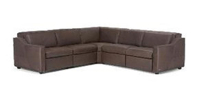 Spensierato C101 Power Reclining Sectional (Top Grain Leather)