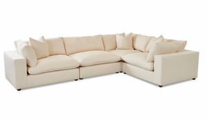 NEW - Lenny Modern Style Sectional