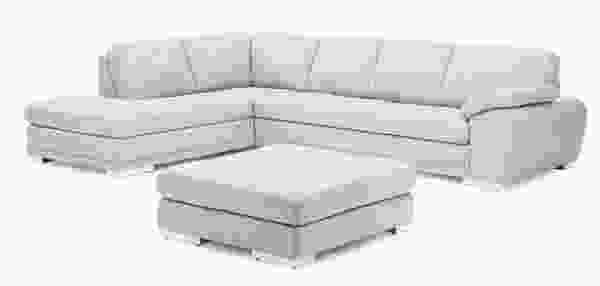 Miami 77319 - 70319 Sectional - 450 Fabrics and Leathers