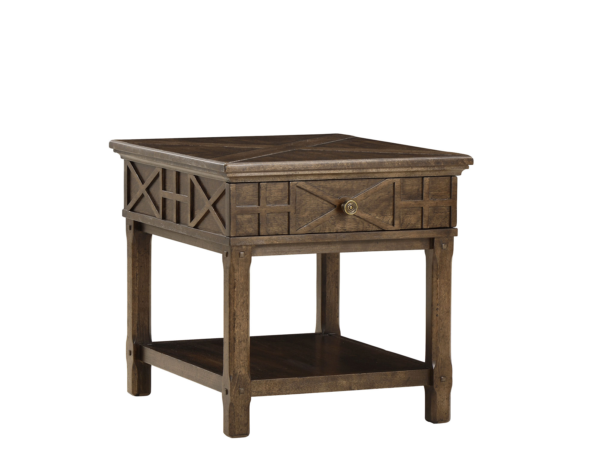 American Chapter - Veranda Drawer End Table | Sofas and ...