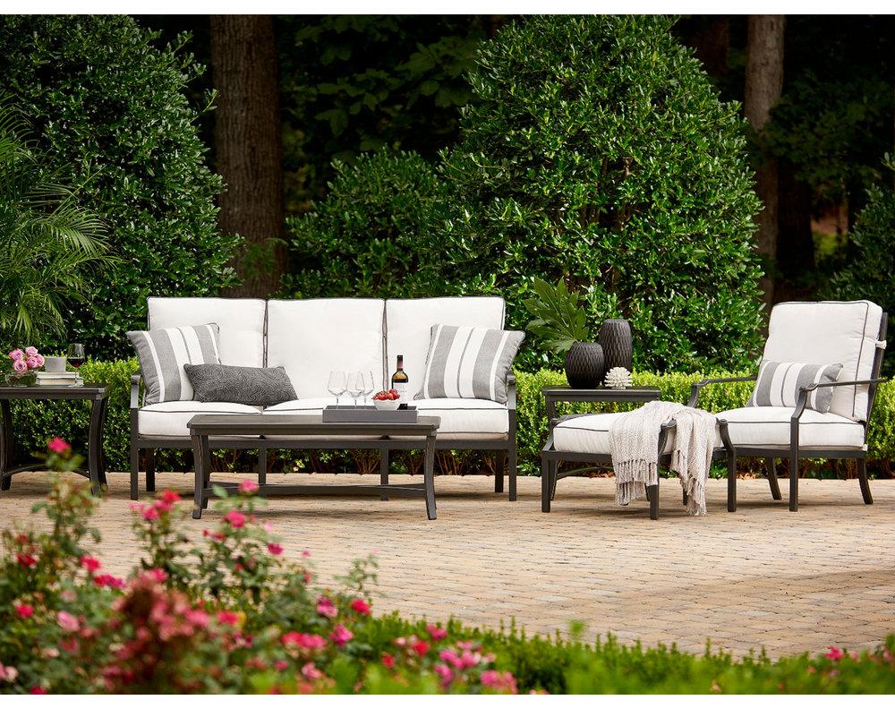 Raleigh Outdoor Sofa Collection