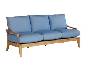 Aura Outdoor Teak Sofa by Lane Venture