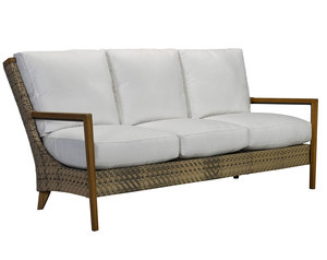 COTE D'AZUR Outdoor Sofa by Lane Venture