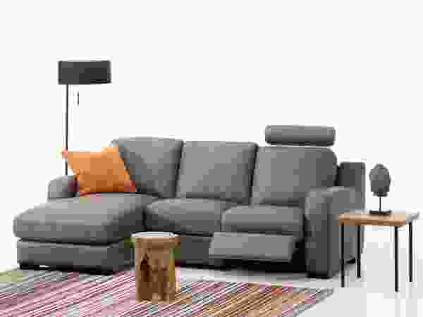 Flex 77503   70503 Reclining Sectional   450 Fabrics And Leathers