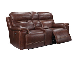 Power Recline W Power Headrests Sofas And Sectionals