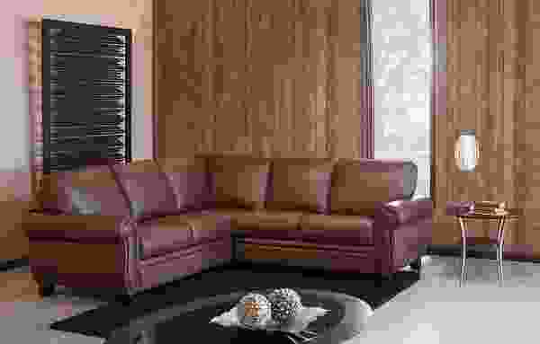 Meadowridge 77509 - 70509 Sectional- 450 Fabrics and Leathers