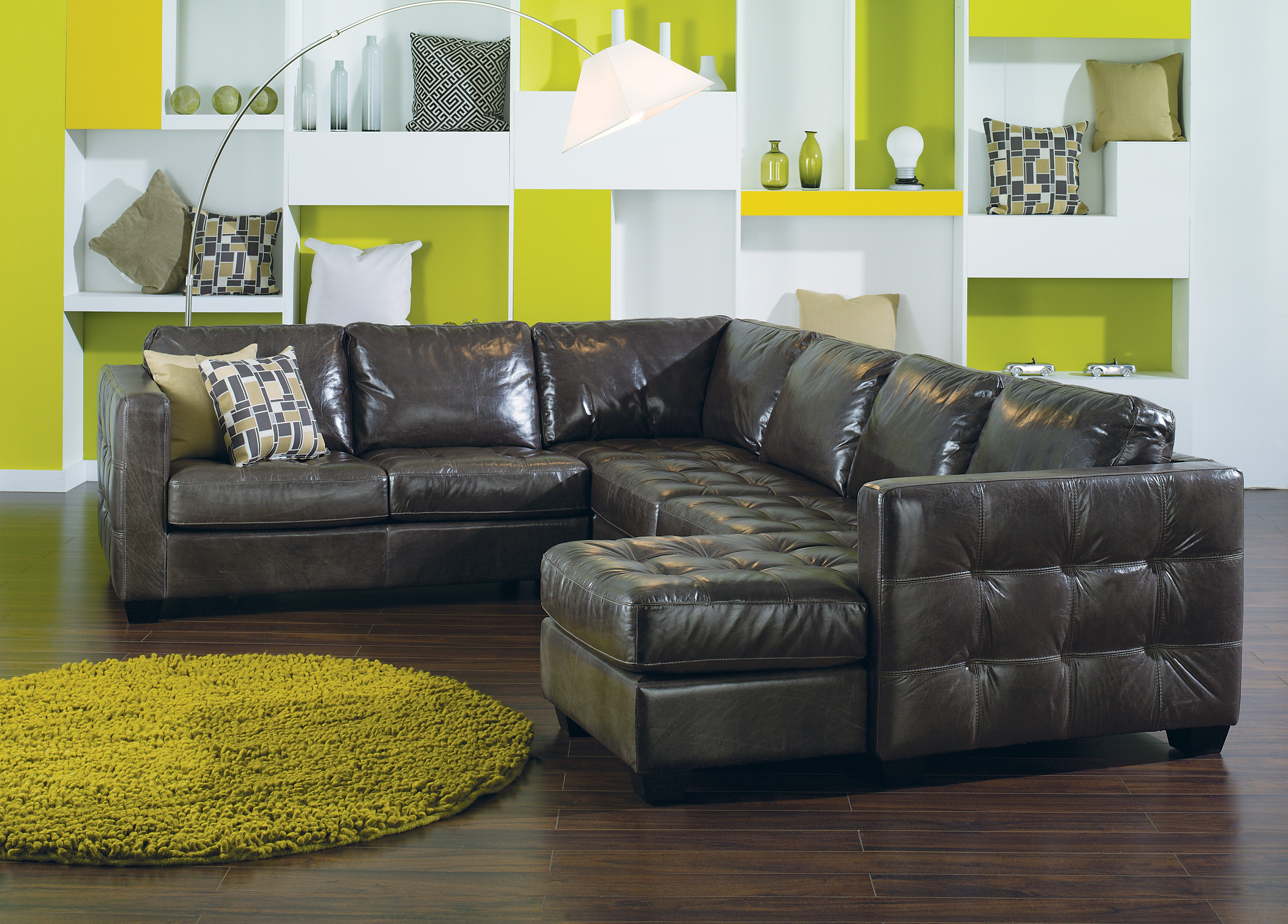 Barrett Sectional 450 Fabrics