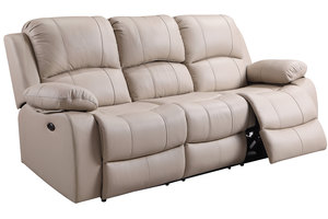 Winnfield Leather Power Reclining Sofa
