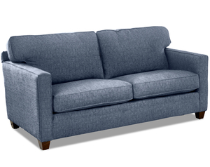 "Carter 77"" Sofa with Down Blend (Choice of Colors)"