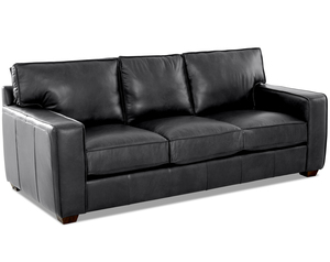 Drake Leather Down Blend Sofa (Choice of 3 Colors)