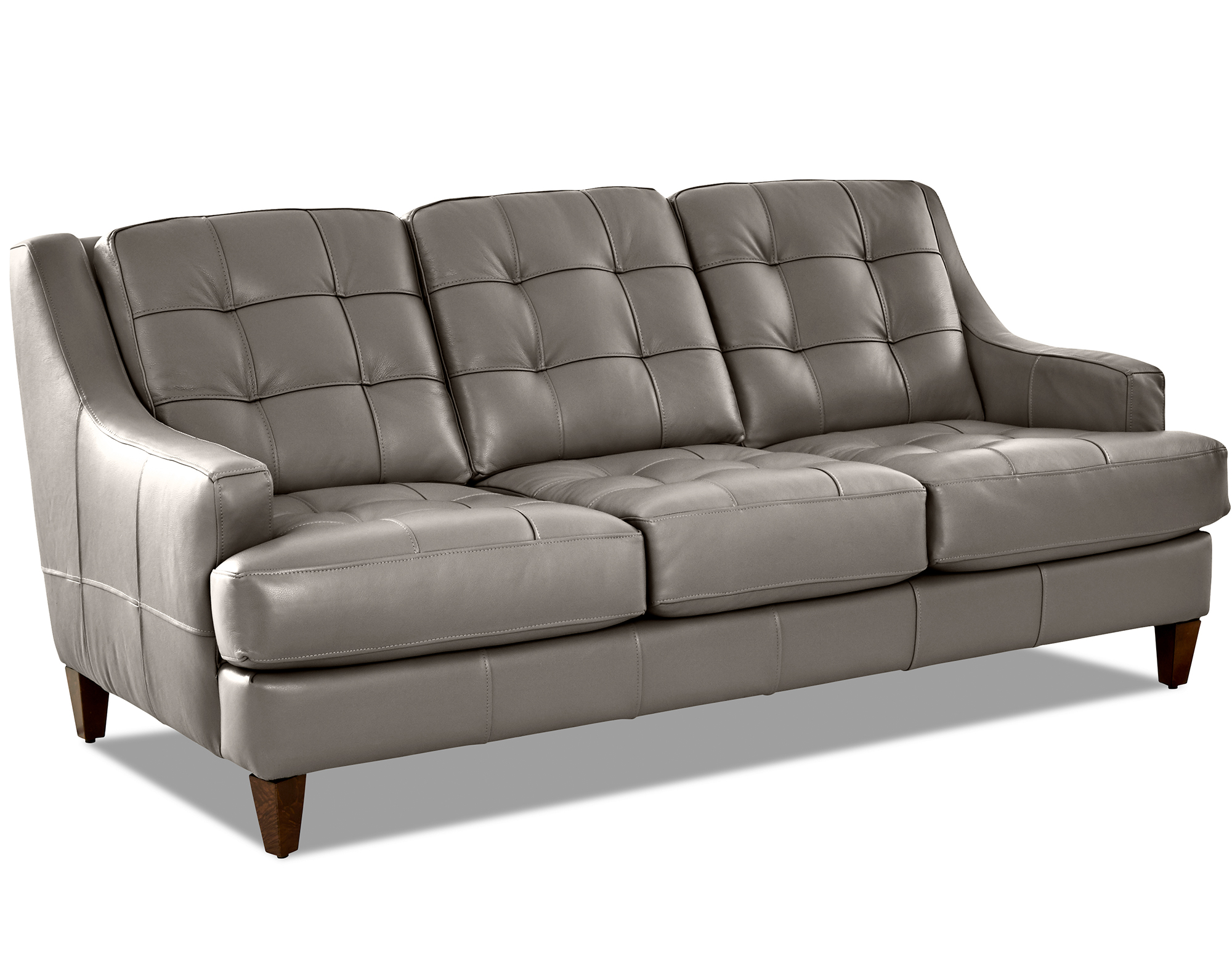Miraculous Franco 80 Leather Sofa 3 Colors Sofas And Sectionals Ocoug Best Dining Table And Chair Ideas Images Ocougorg