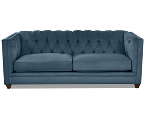 "Kathryn 72"" Tufted Sofa (6 Colors Available)"