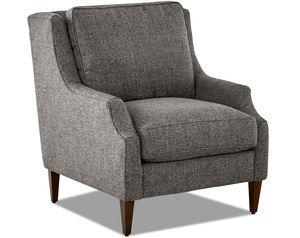 Alicia Accent Chair and Ottoman (2 Colors)