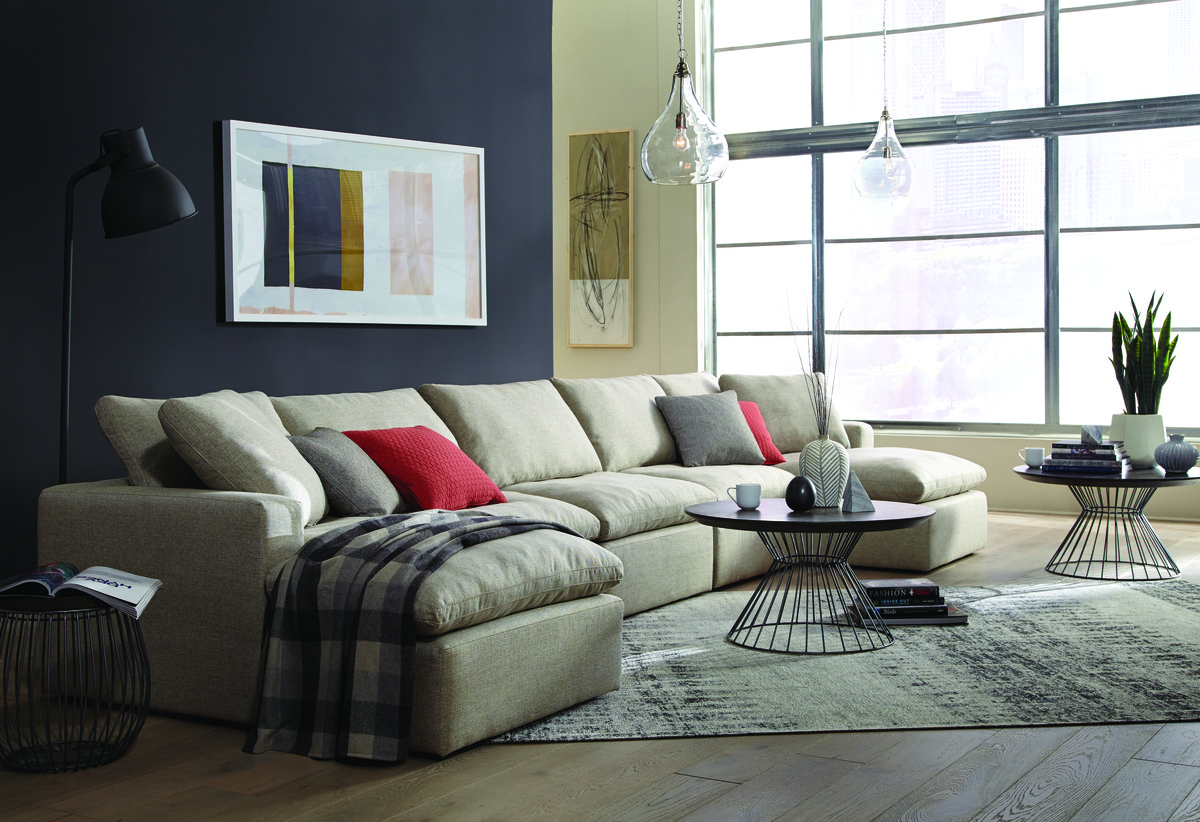 Bloom Modular Sectional 150 Fabrics Create Sofas And Sectionals
