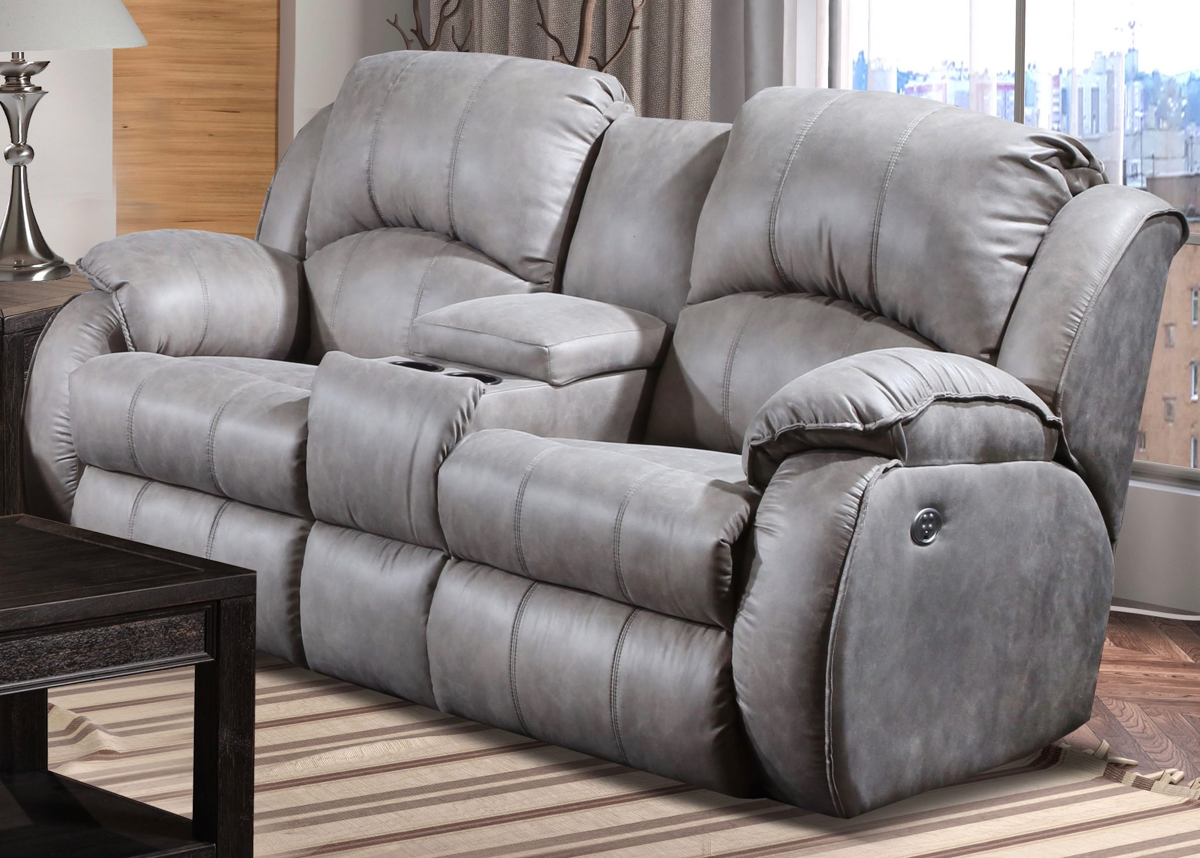 Fine Cagney Power Headrest Reclining Sofa Collection Sofas And Download Free Architecture Designs Scobabritishbridgeorg