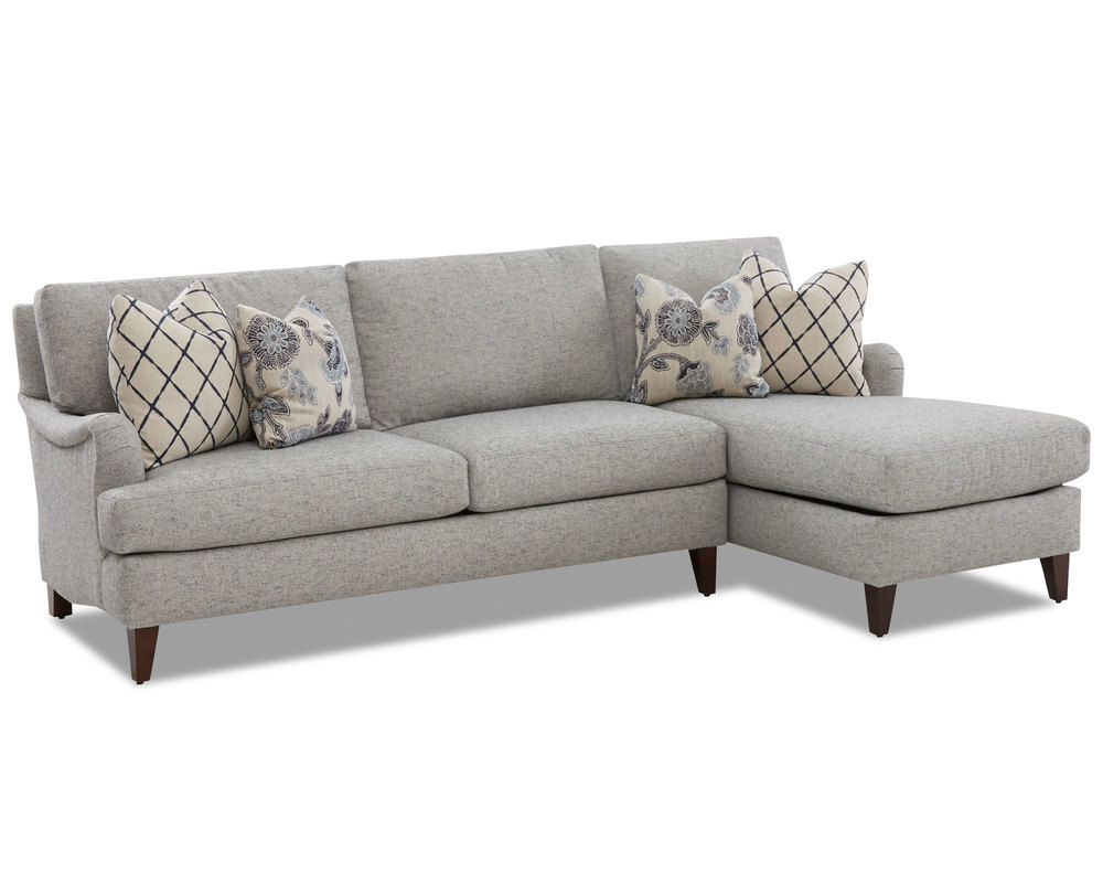 Terrific Alden Sectional Chaise Available Left Or Right Sofas And Bralicious Painted Fabric Chair Ideas Braliciousco