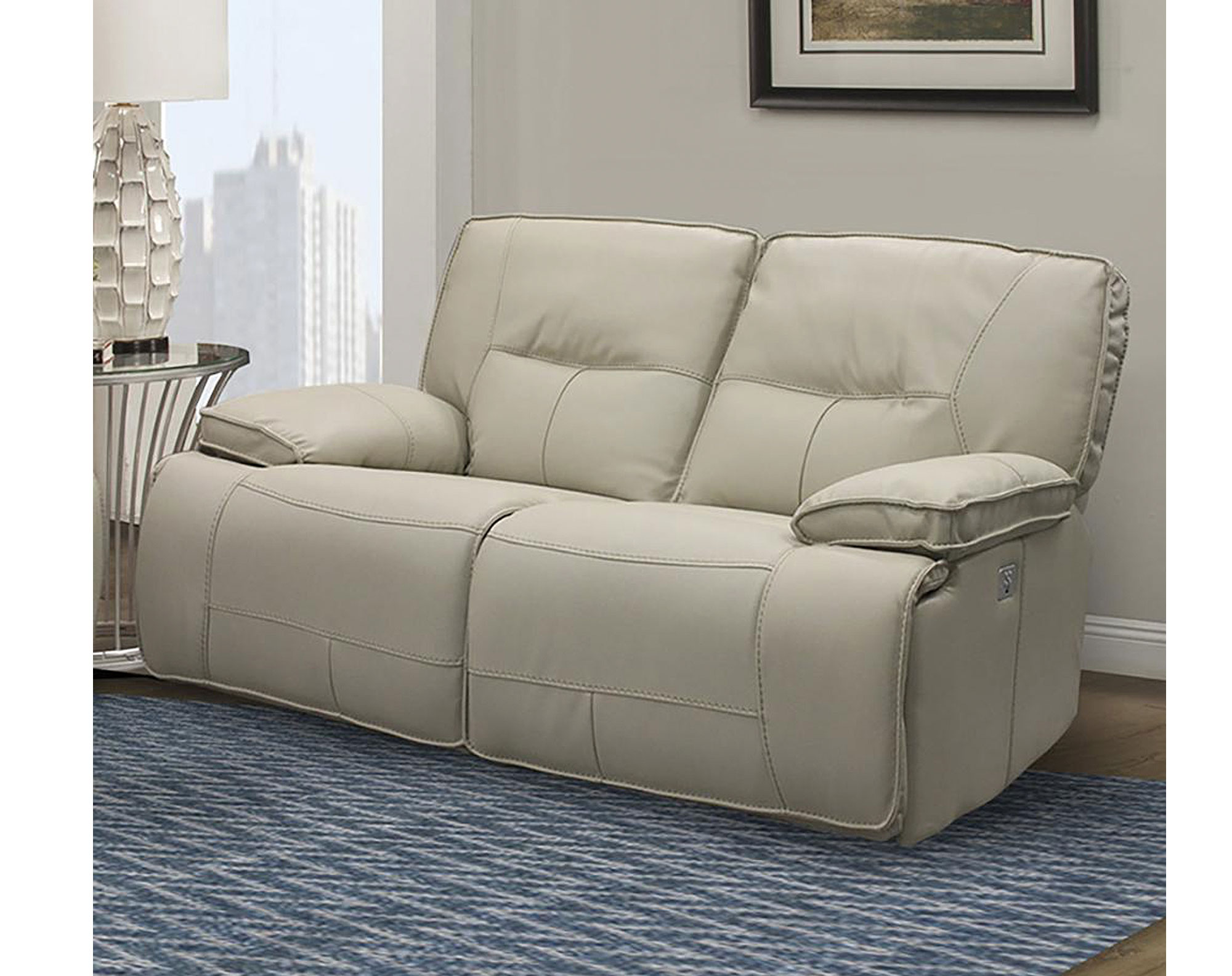 Excellent Spartacus Oyster Power Reclining Sofa With Sofas And Ocoug Best Dining Table And Chair Ideas Images Ocougorg