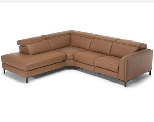Admirable Leather Sectionals Sofas And Sectionals Home Interior And Landscaping Ologienasavecom