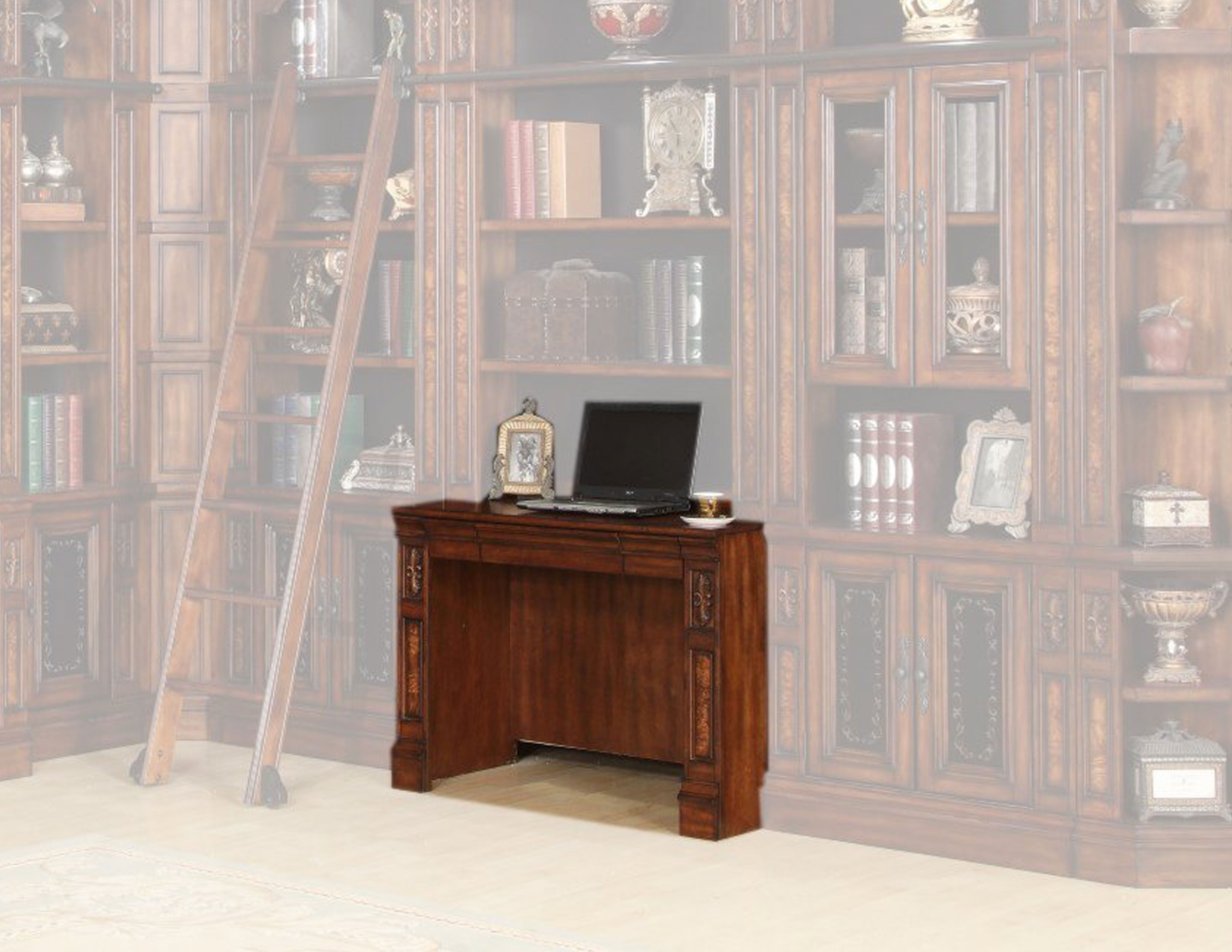 Leonardo Six Piece Home Office Wall And Sofas And Sectionals