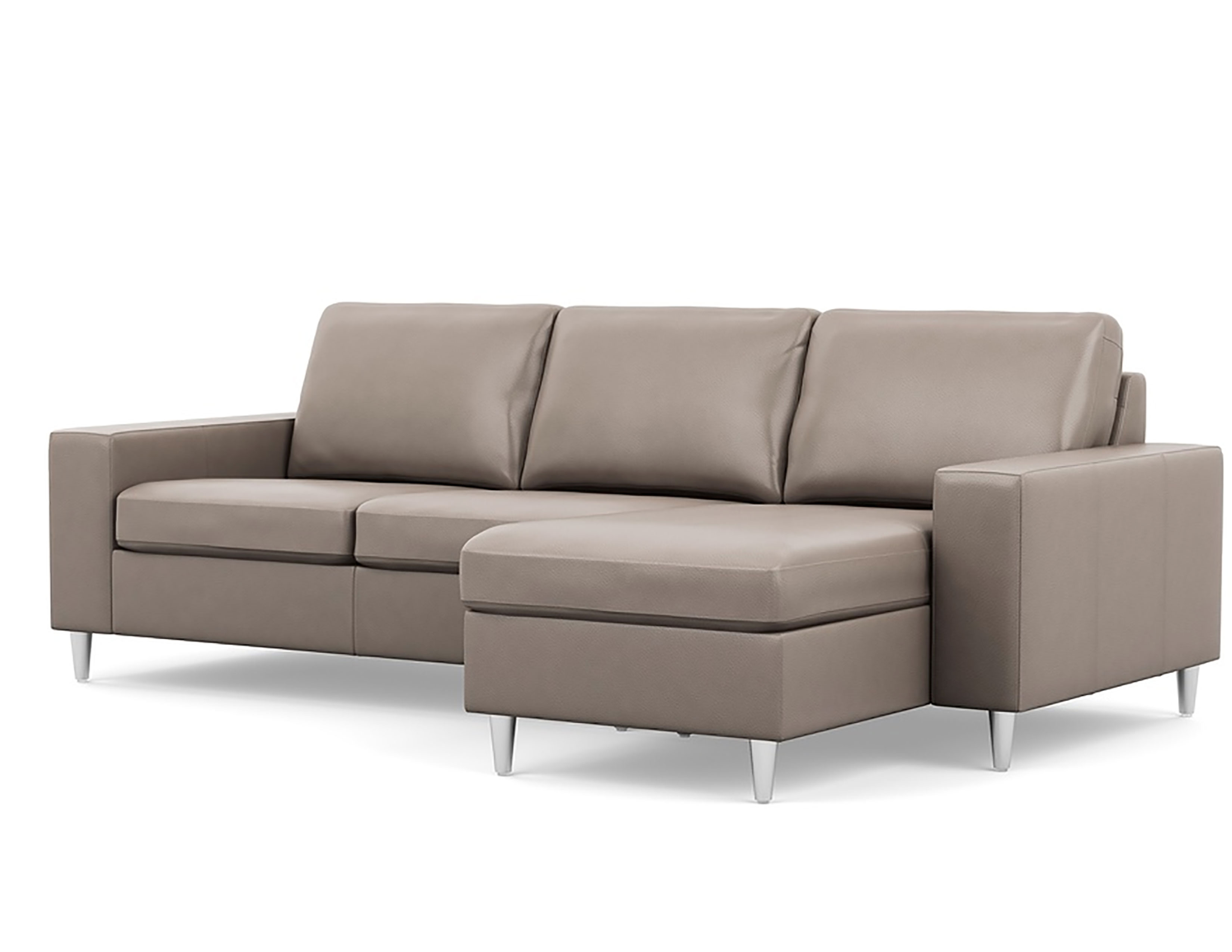 Fantastic Bello High Leg Chaise Sofa Or Sectional Chaise Sofas And Ncnpc Chair Design For Home Ncnpcorg