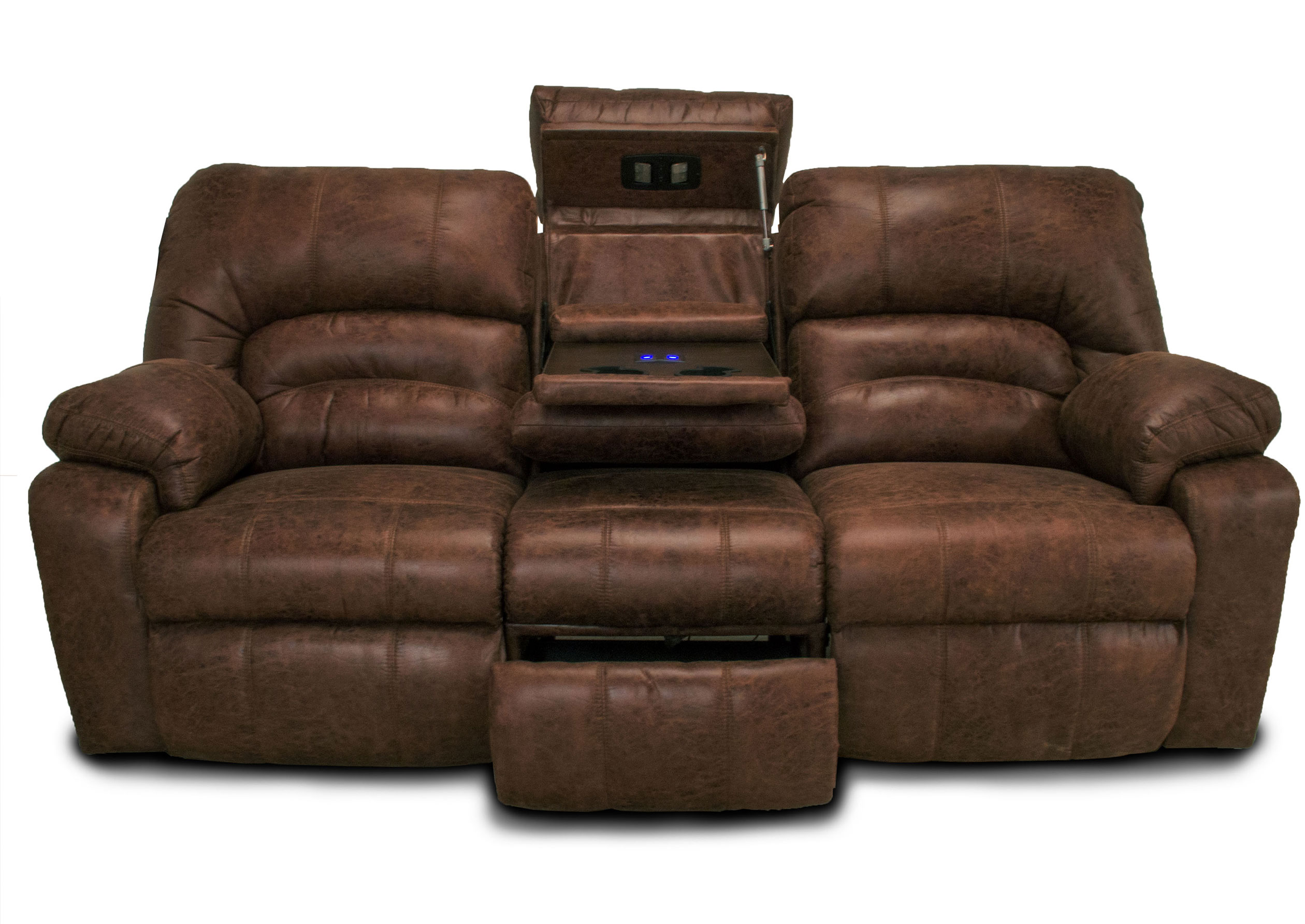 Fabulous Dakota Reclining Sofa W Drop Down Table Sofas And Sectionals Gmtry Best Dining Table And Chair Ideas Images Gmtryco