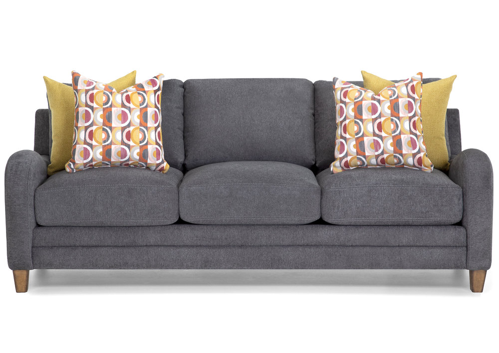 Peachy Palmer 88 Casual Sofa Sofas And Sectionals Ibusinesslaw Wood Chair Design Ideas Ibusinesslaworg