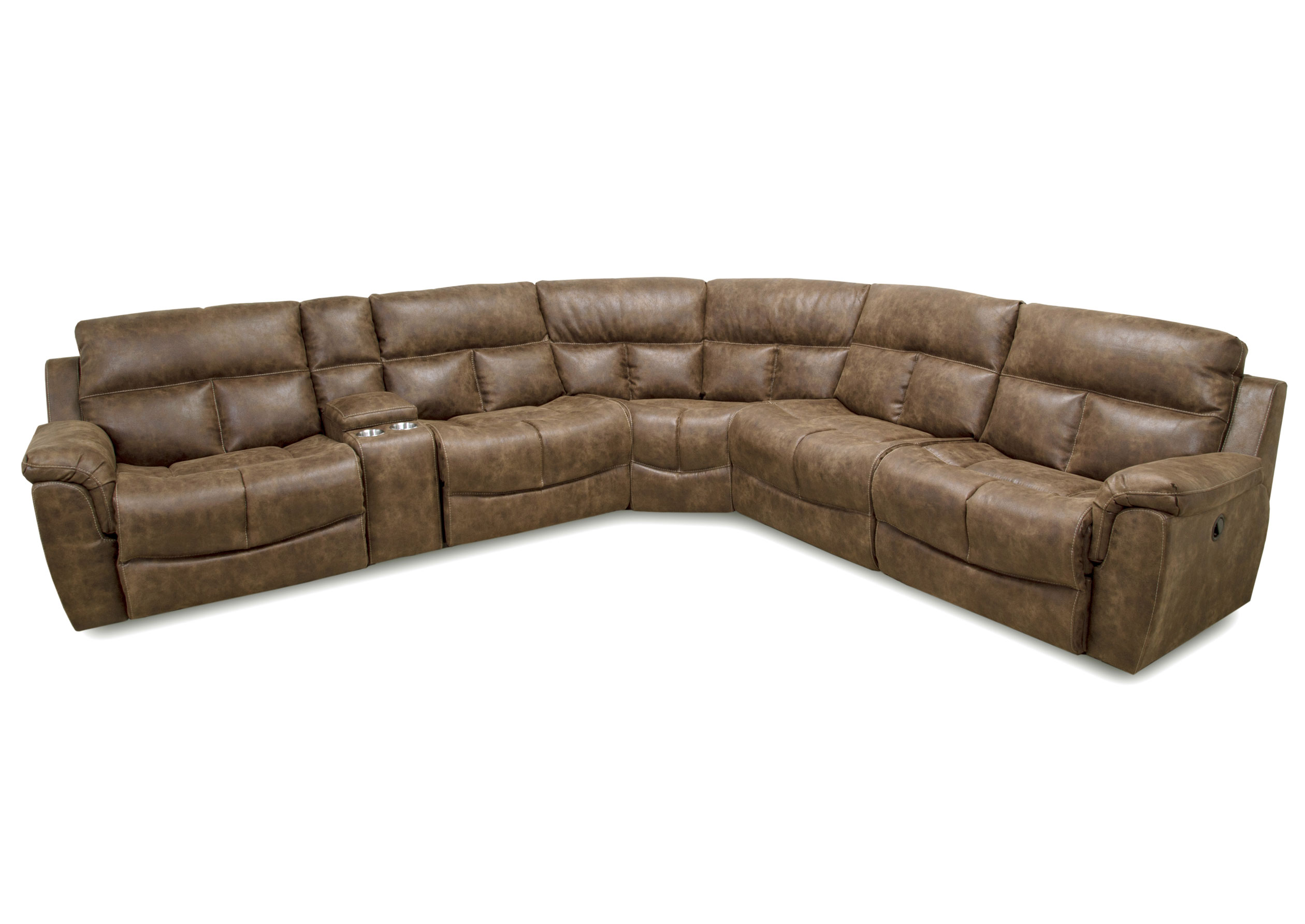 Awesome Stallion 466 Reclining Sectional Extra Wide Sofas And Caraccident5 Cool Chair Designs And Ideas Caraccident5Info