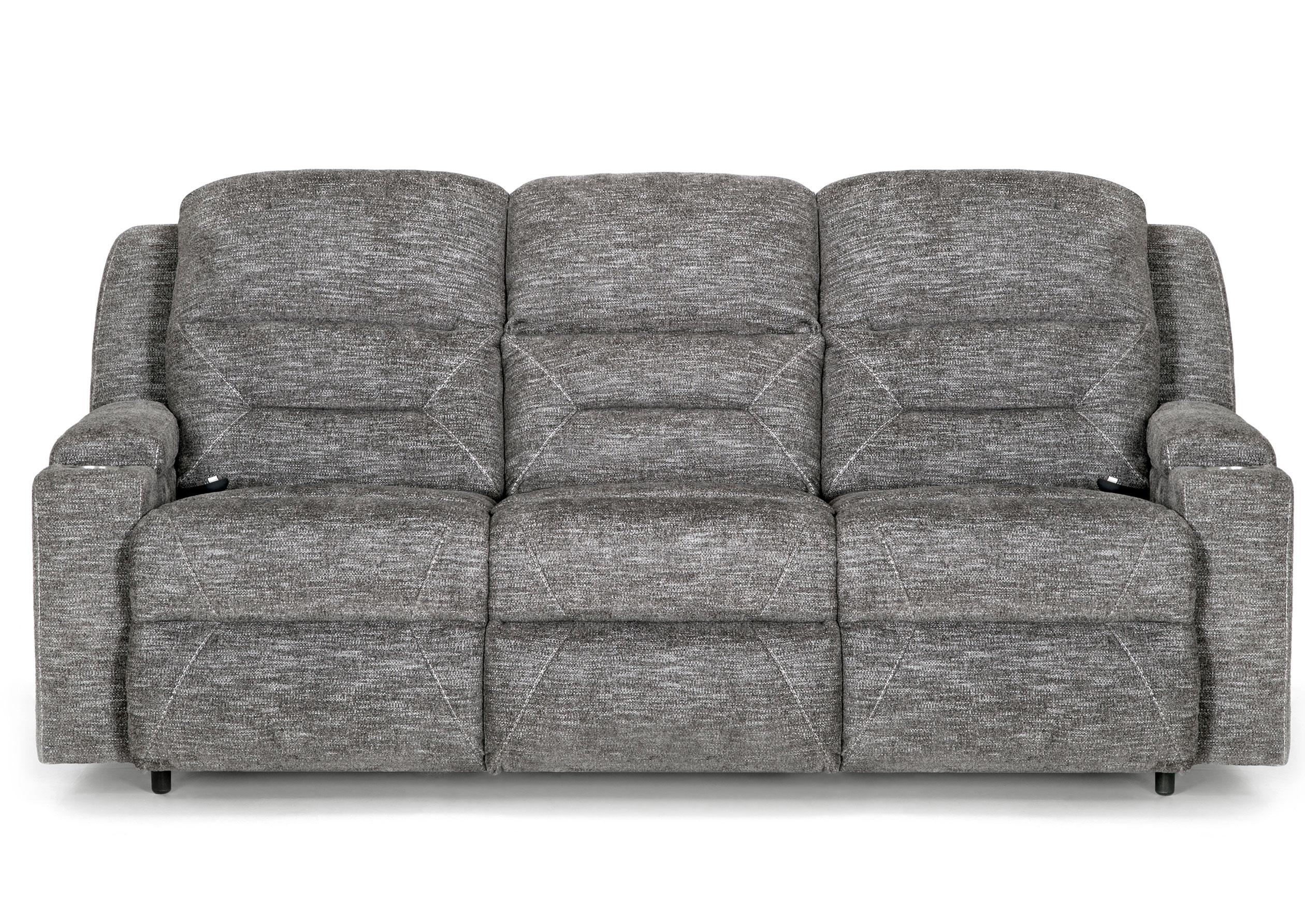 Enjoyable Beacon Reclining Sofa W Power Recline Power Sofas And Machost Co Dining Chair Design Ideas Machostcouk