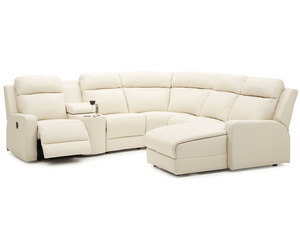 Forest Hill Reclining Sectional (150 Fabrics & Leathers) Starting At