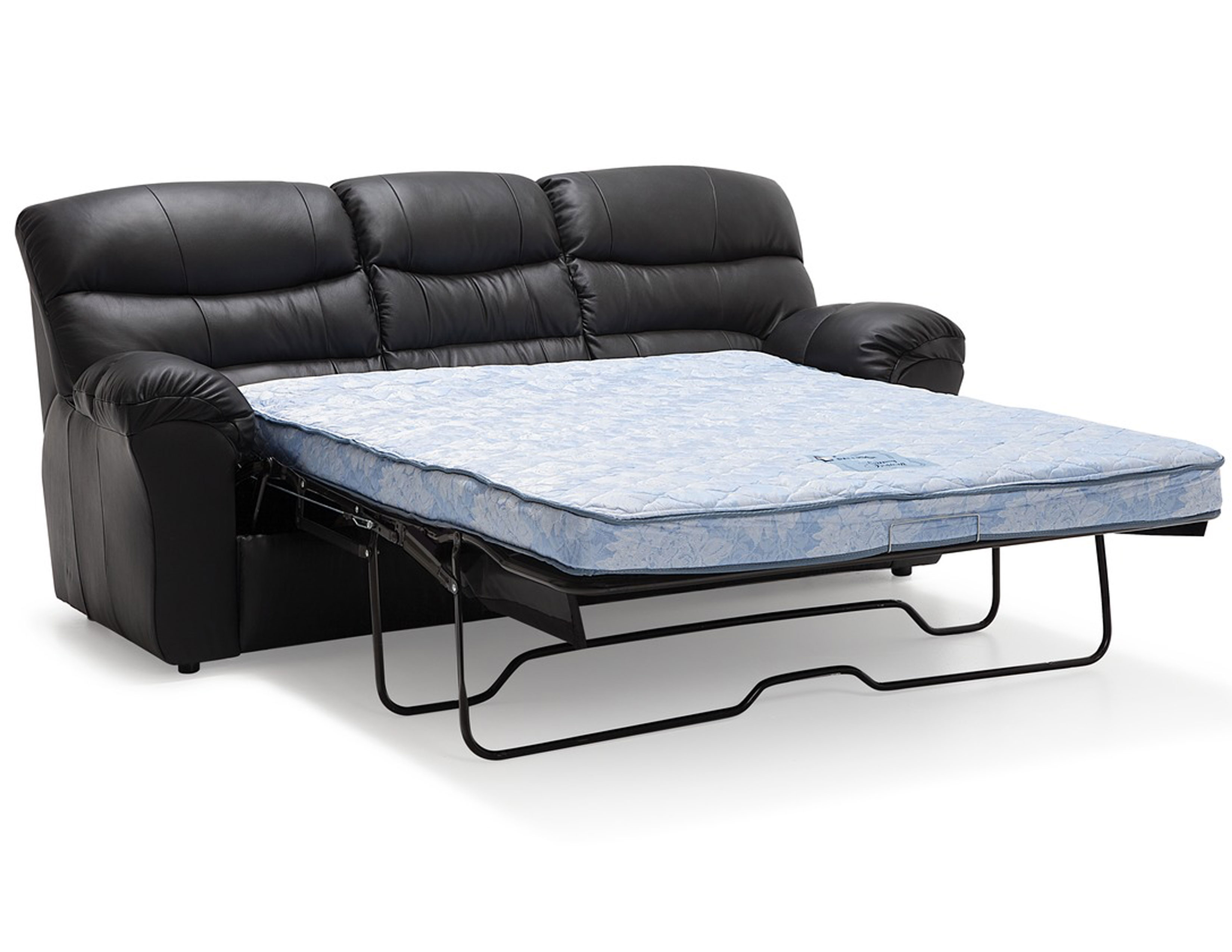 Durant Queen Size Sofa Sleeper - 350 Leathers   Sofas and ...
