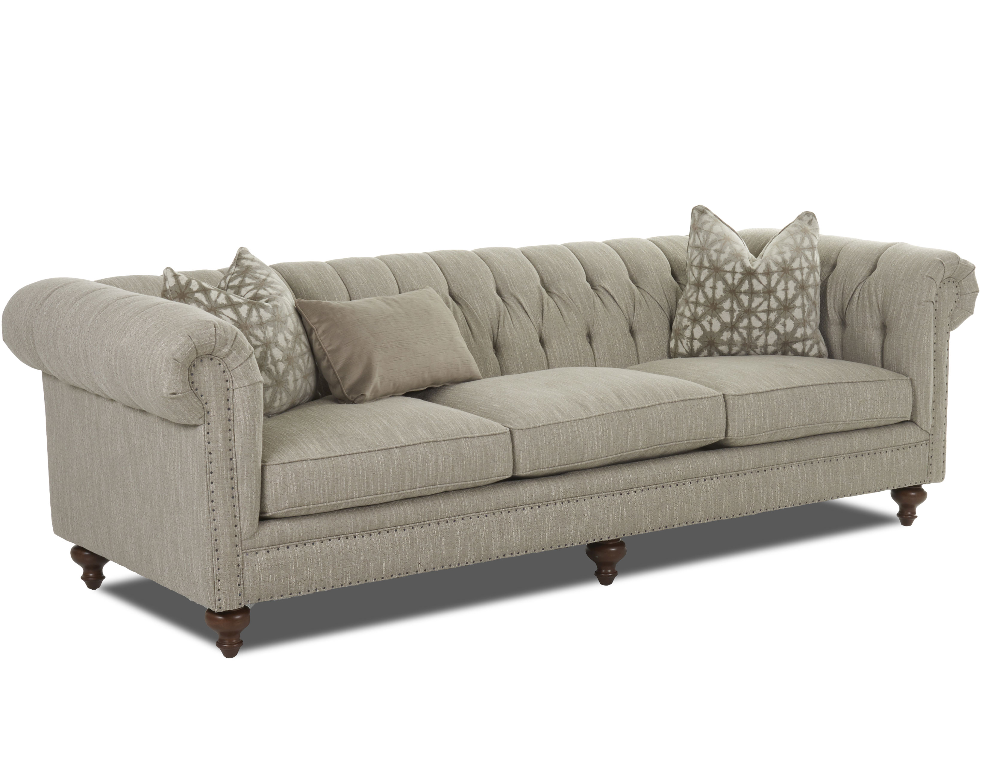 Charlotte 109 Extra Large Sofa With