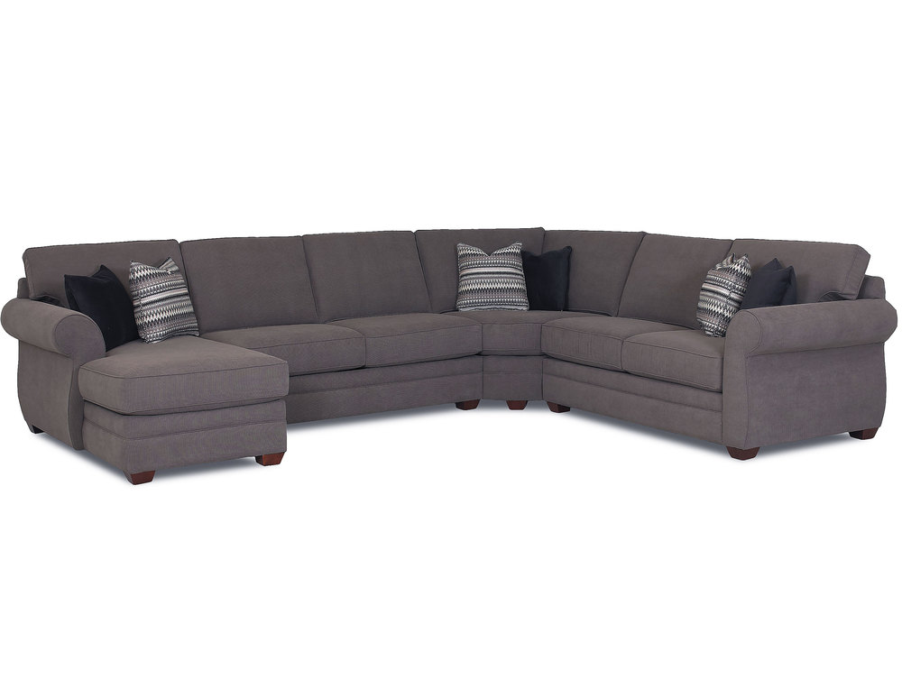 Clanton K20200 Sectional Hundreds Of Fabrics Sofas And
