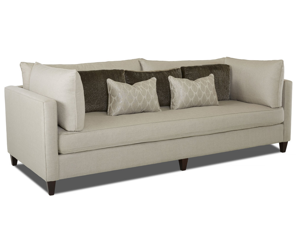 Arianna D92600 Sofa with Down Seating Cushions | Sofas and Sectionals