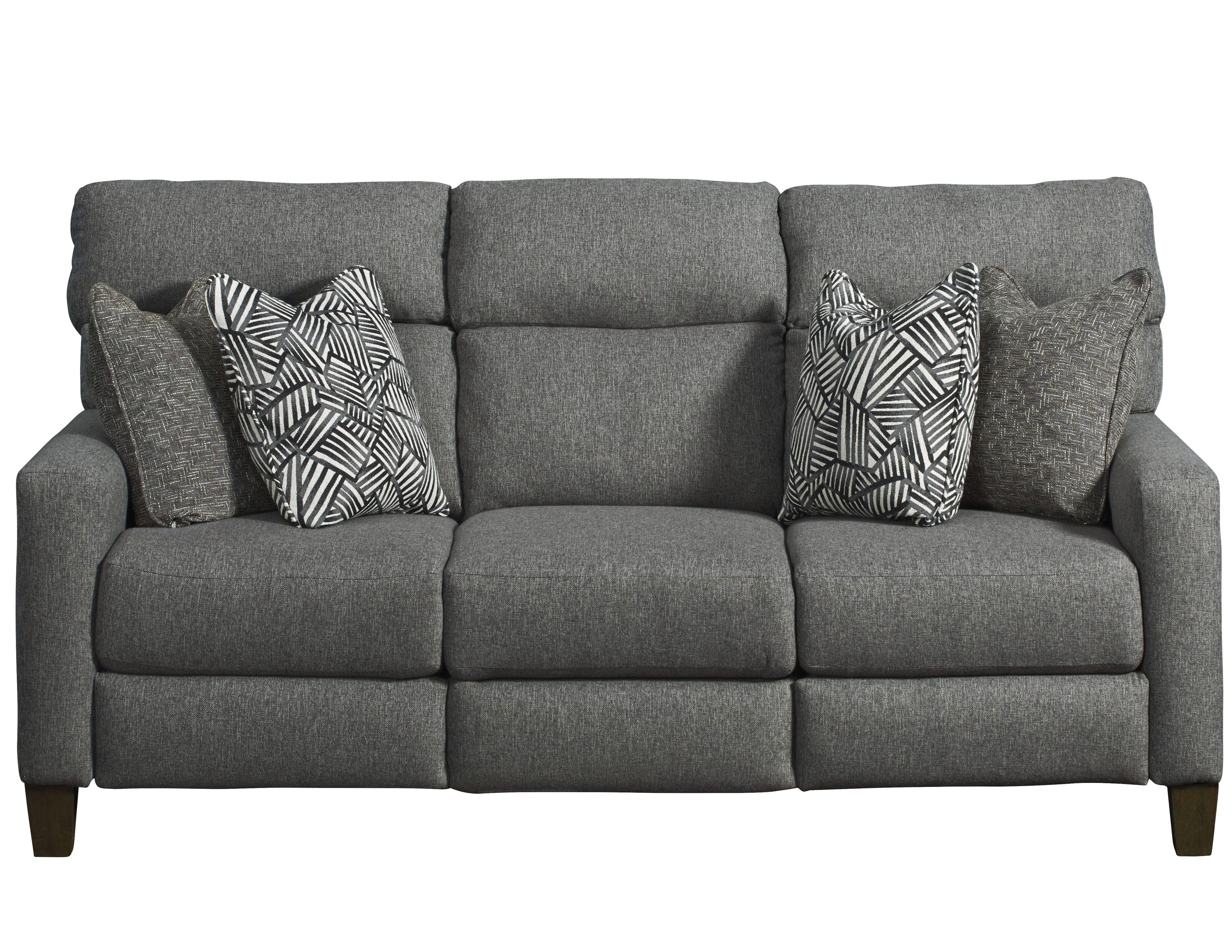 Mt Vernon Double Reclining Sofa