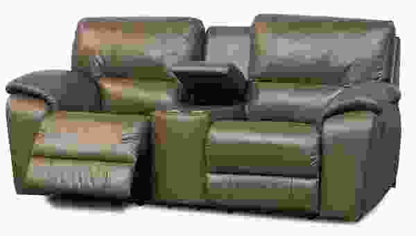 Shields Home Theater Ottoman