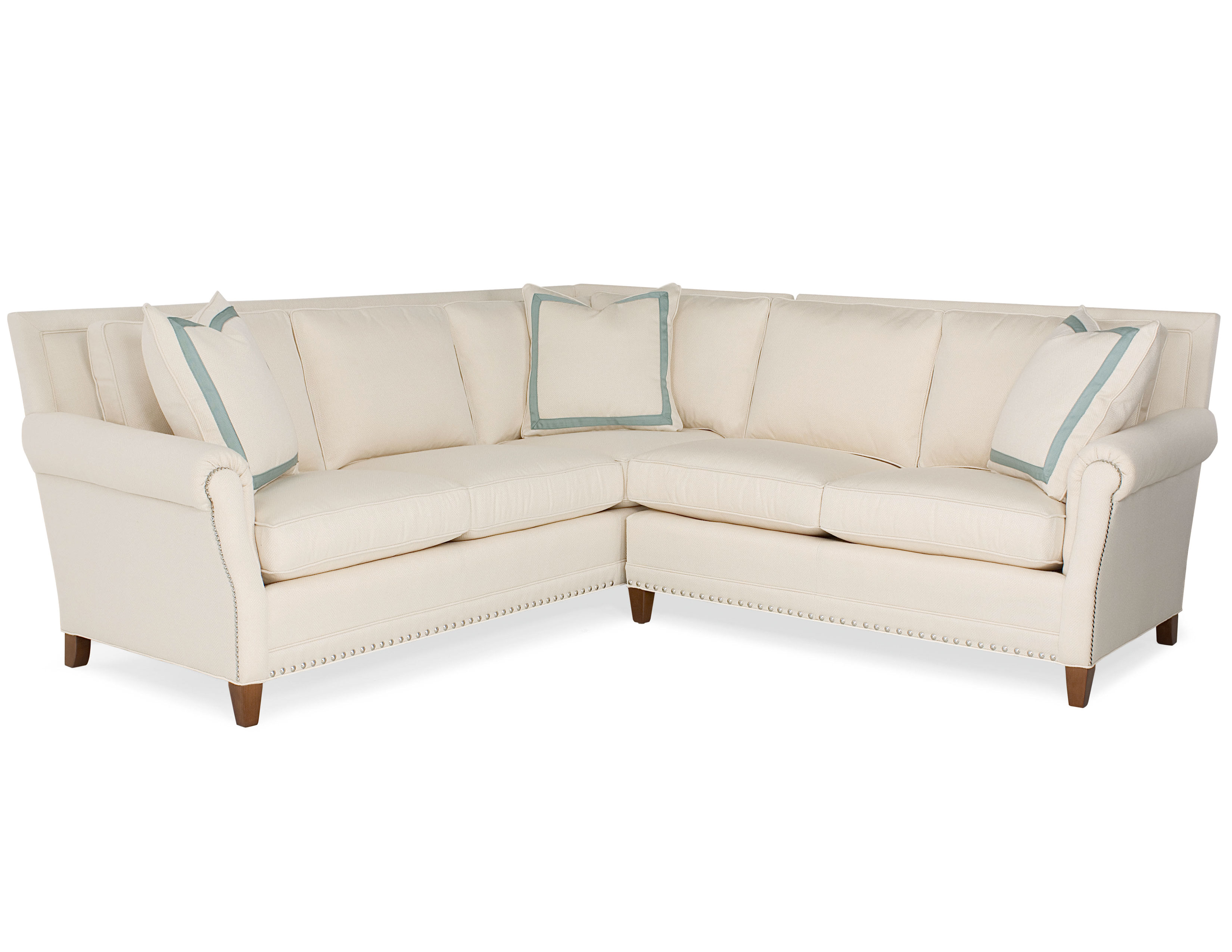 Miraculous Leighton Two Piece Sectional Made To Order Sofas And Lamtechconsult Wood Chair Design Ideas Lamtechconsultcom