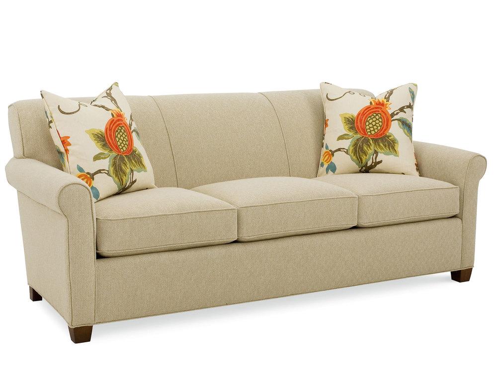 Society 84 Sofa Made To Order Fabrics
