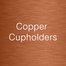 Copper Cupholder