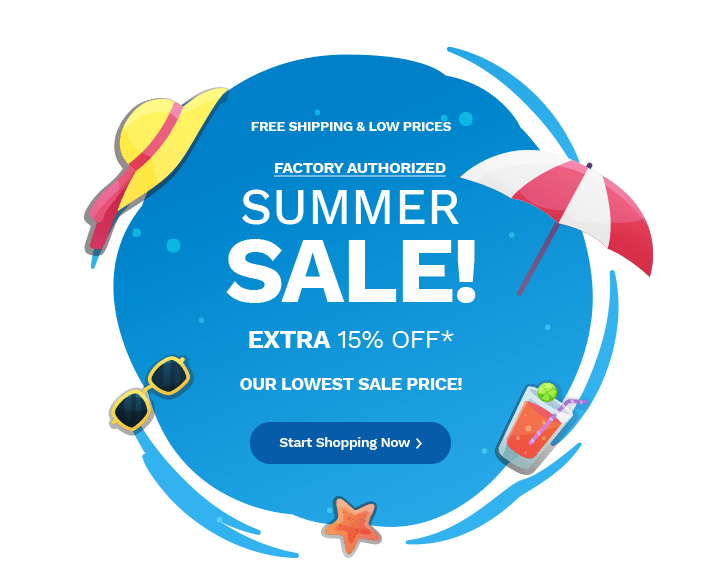 Sizzlin Summer Sale