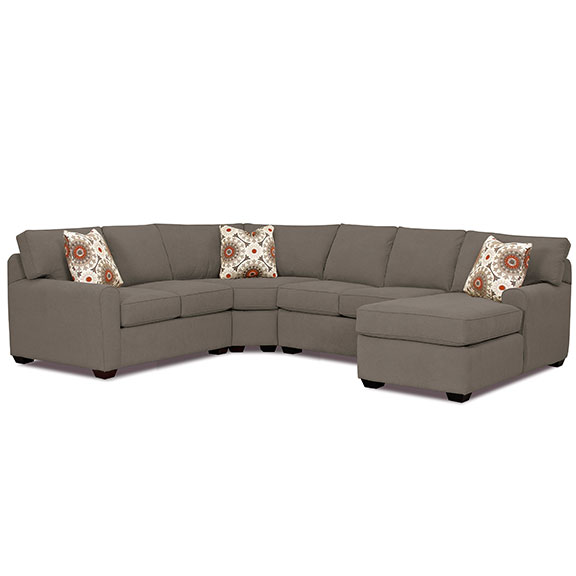 Hybrid sectional sleeper