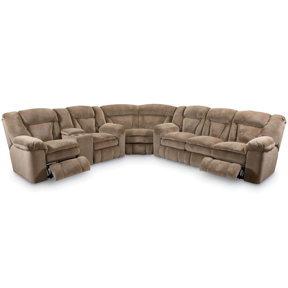 Lane talon sectional