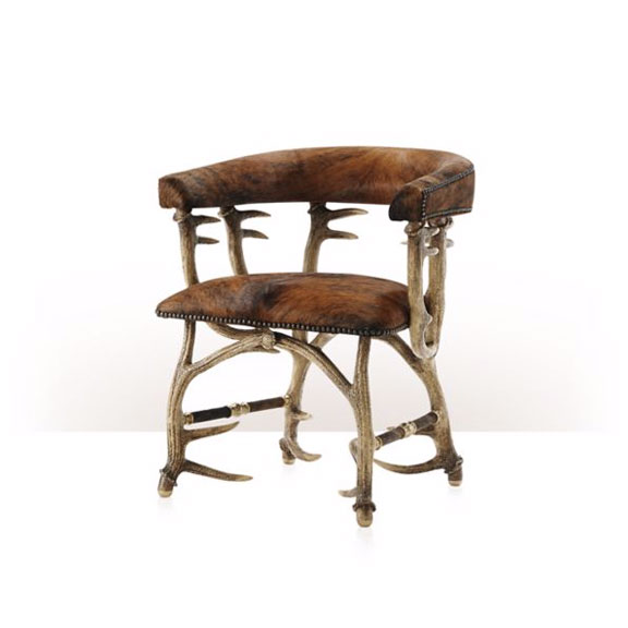 Ta antler chair