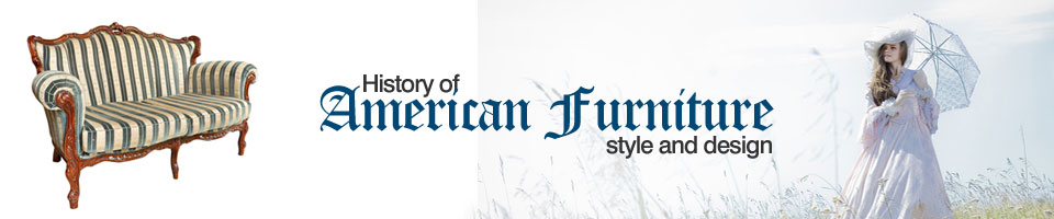 History Of American Furniture Style And Design
