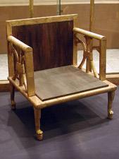 Queen Hetepheres Chair