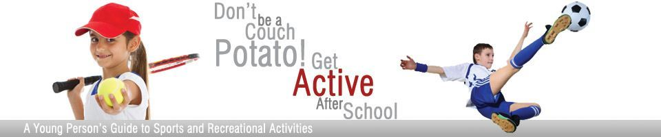 Get Active After School Header
