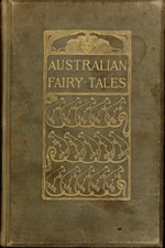 Old Australian Fairy Tales Book
