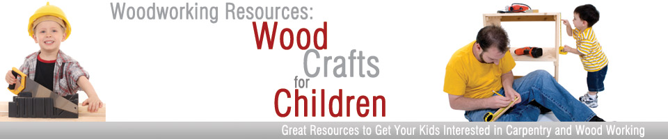 Childrens Woodcraft Header